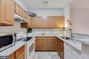 Kitchen - Plenty of counter space - 287 S PICKETT ST #202, ALEXANDRIA