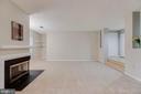 Living Room - 287 S PICKETT ST #202, ALEXANDRIA