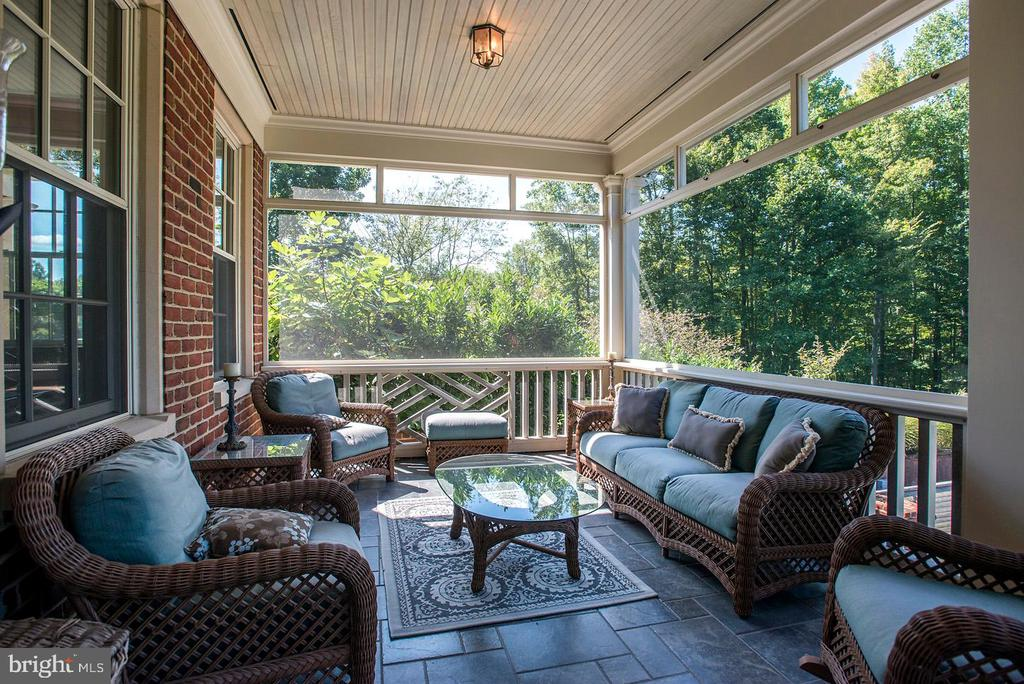 Porch - 205 MILL SWAMP RD, EDGEWATER