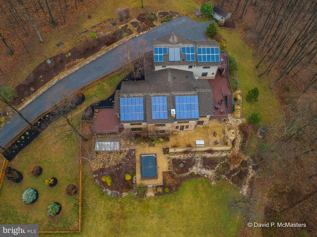 Yes indeed, Solar System Geothermal Heating and AC - 212 CICADA DR, MARTINSBURG