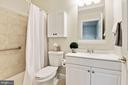 Lower Level Full Bathroom #5 - 43265 OVERVIEW PL, LEESBURG