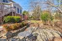 Patio Surrounded by Private Yard - 43265 OVERVIEW PL, LEESBURG