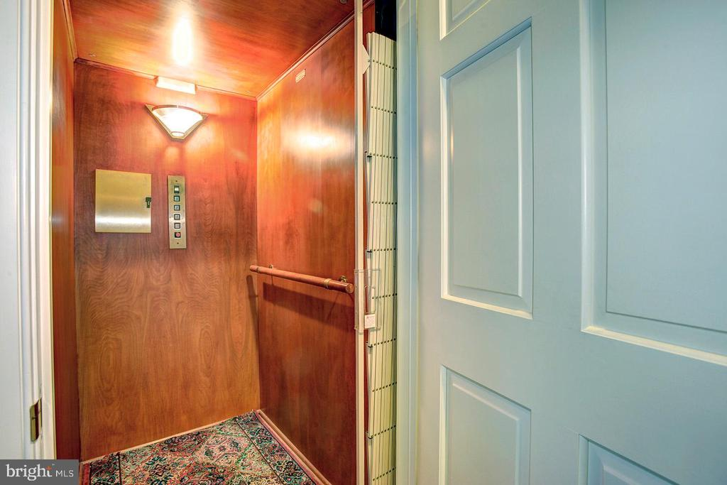 Elevator - 205 MILL SWAMP RD, EDGEWATER