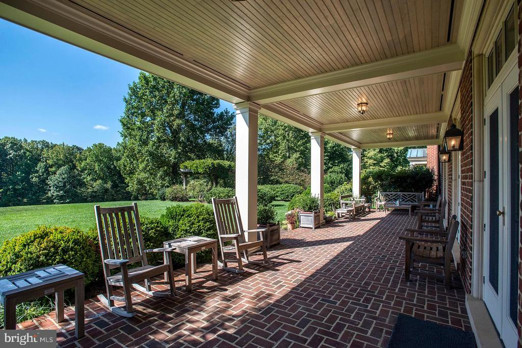 Patio - 205 MILL SWAMP RD, EDGEWATER