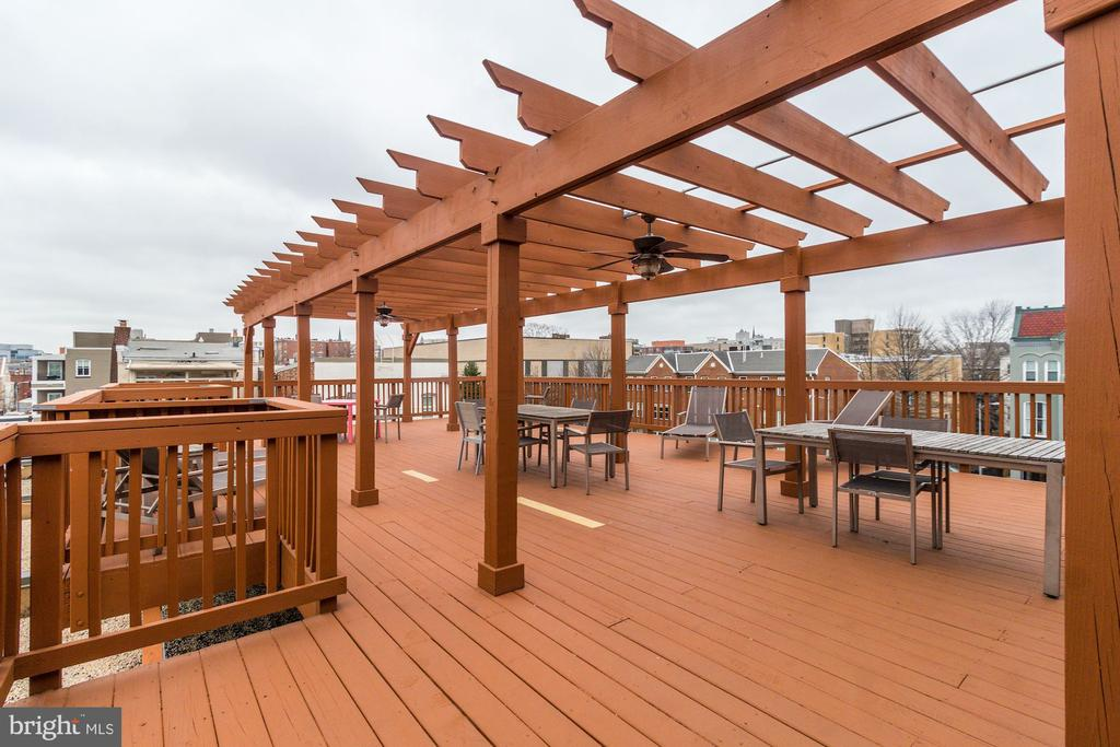 Shared RoofDeck with Electric! - 1425 11TH ST NW #103, WASHINGTON