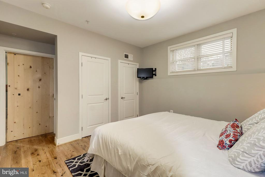 Dual Closets in Bedroom - 1425 11TH ST NW #103, WASHINGTON