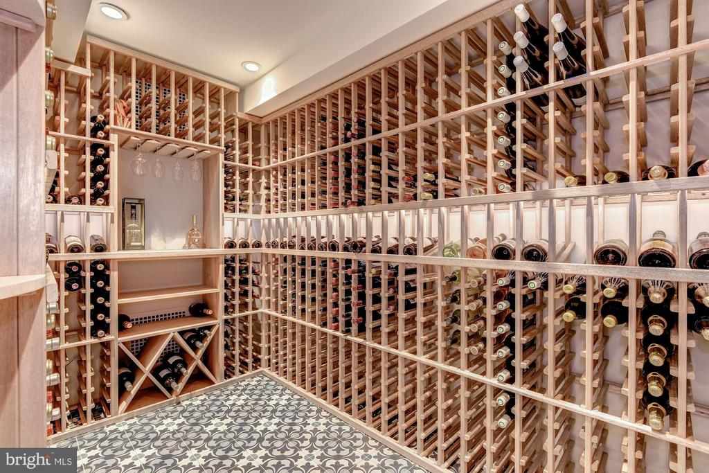 Climate Controlled Wine Cellar - 4400 GARFIELD ST NW, WASHINGTON