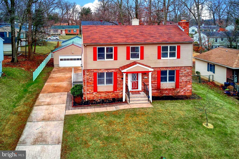Single Family Homes για την Πώληση στο Catonsville, Μεριλαντ 21228 Ηνωμένες Πολιτείες