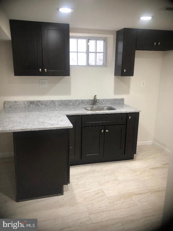 Basement Kitchenette - 3002 FRANKLIN ST NE, WASHINGTON