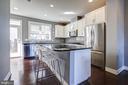 Kitchen - 16636 CRABBS BRANCH WAY, ROCKVILLE