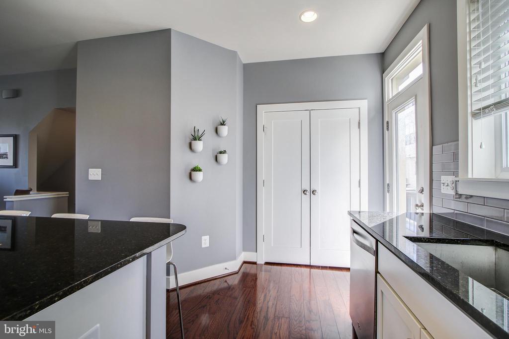 Kitchen Pantry - 16636 CRABBS BRANCH WAY, ROCKVILLE