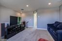 Family Room - 16636 CRABBS BRANCH WAY, ROCKVILLE