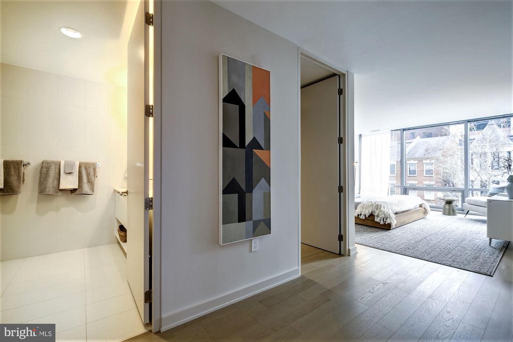 Master Bedroom - 1111 24TH ST NW #23, WASHINGTON