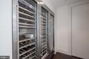 3 commercial Wine/Beverage refrigerators - 3150 SOUTH ST NW #1A, WASHINGTON