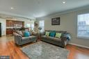 Family Room - 1819 COTTON TAIL DR, CULPEPER