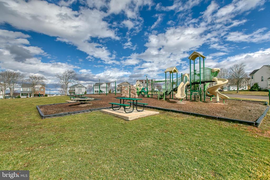Community Playground - 1819 COTTON TAIL DR, CULPEPER