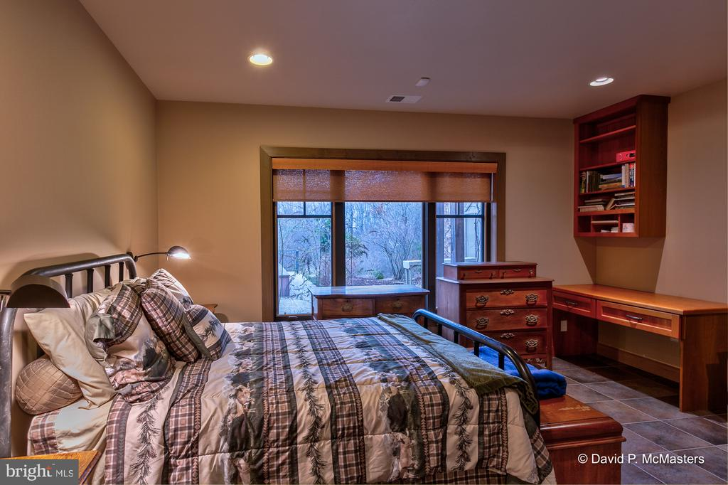 Lower Bedroom, note built-ins - 212 CICADA DR, MARTINSBURG