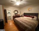 Master Bedroom - 411 E MAIN ST, THURMONT