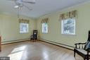 Lower Level BR above grade with en suite bath - 2747 N NELSON ST, ARLINGTON