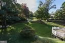 Looking from the house to the street - 2747 N NELSON ST, ARLINGTON