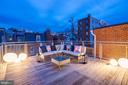 Roof Top Deck - 2113 S ST NW, WASHINGTON