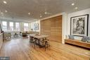 Magnificent 3rd Floor Lounge w/Extensive Built-ins - 2113 S ST NW, WASHINGTON