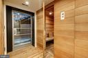 Lower Level Sauna - 2113 S ST NW, WASHINGTON