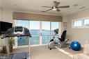 Bedroom #1, upstairs overlooking South River - 740 S RIVER LANDING RD, EDGEWATER