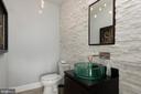 Half bath- 1st floor - 740 S RIVER LANDING RD, EDGEWATER