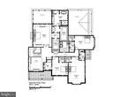 Upper Level Floor Plan - 1481 WAGGAMAN CIR, MCLEAN