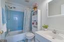 Master bathroom - 2037 N CAMERON ST, ARLINGTON