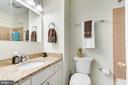 full bathroom - 2037 N CAMERON ST, ARLINGTON