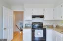 kitchen - 2037 N CAMERON ST, ARLINGTON
