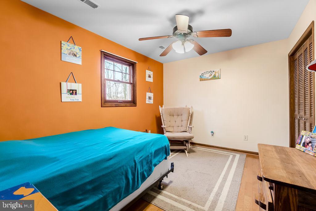 Bedroom #2 - 115 GOLD RUSH DR, LOCUST GROVE
