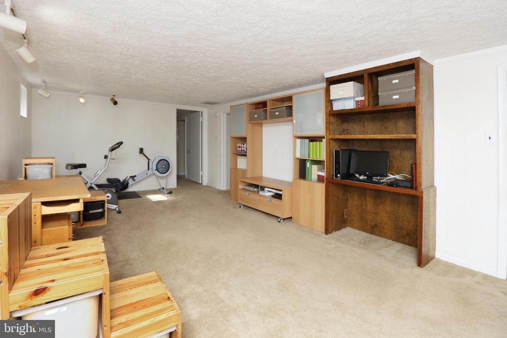 Rec room - 9020 SOUTHWICK ST, FAIRFAX