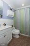 Hall bath - 9020 SOUTHWICK ST, FAIRFAX