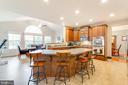 Kitchen with stainless steel appliances - 2472 TRIMARAN WAY, WOODBRIDGE