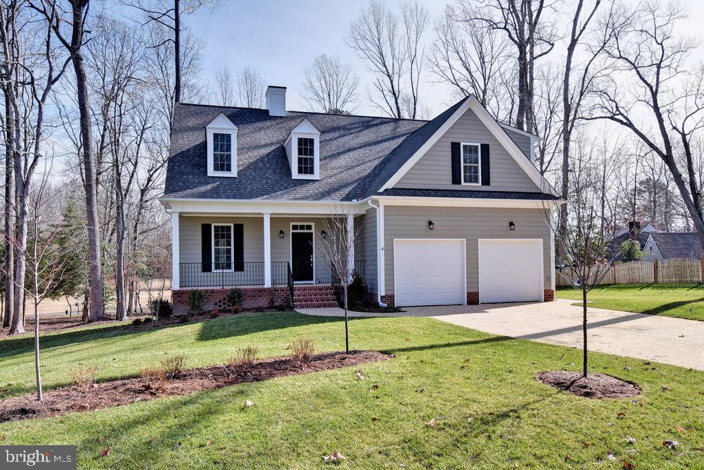 Single Family Homes 為 出售 在 Williamsburg, 弗吉尼亞州 23188 美國