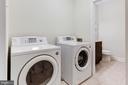 Laundry Room - 7812 SWINKS MILL CT, MCLEAN