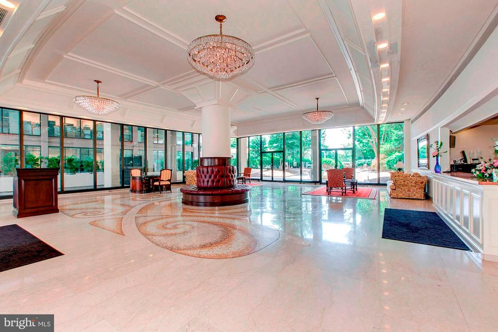 First class amenities - 700 NEW HAMPSHIRE AVE NW #821, WASHINGTON