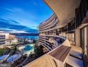 Private balcony - 700 NEW HAMPSHIRE AVE NW #821, WASHINGTON