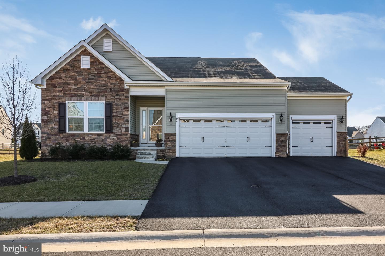 Single Family Homes для того Продажа на Clayton, Делавэр 19938 Соединенные Штаты