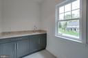 It's the upstairs laundry room... - 11134 STEPHALEE LN, NORTH BETHESDA