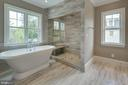Then there is the spa master bath... - 11134 STEPHALEE LN, NORTH BETHESDA