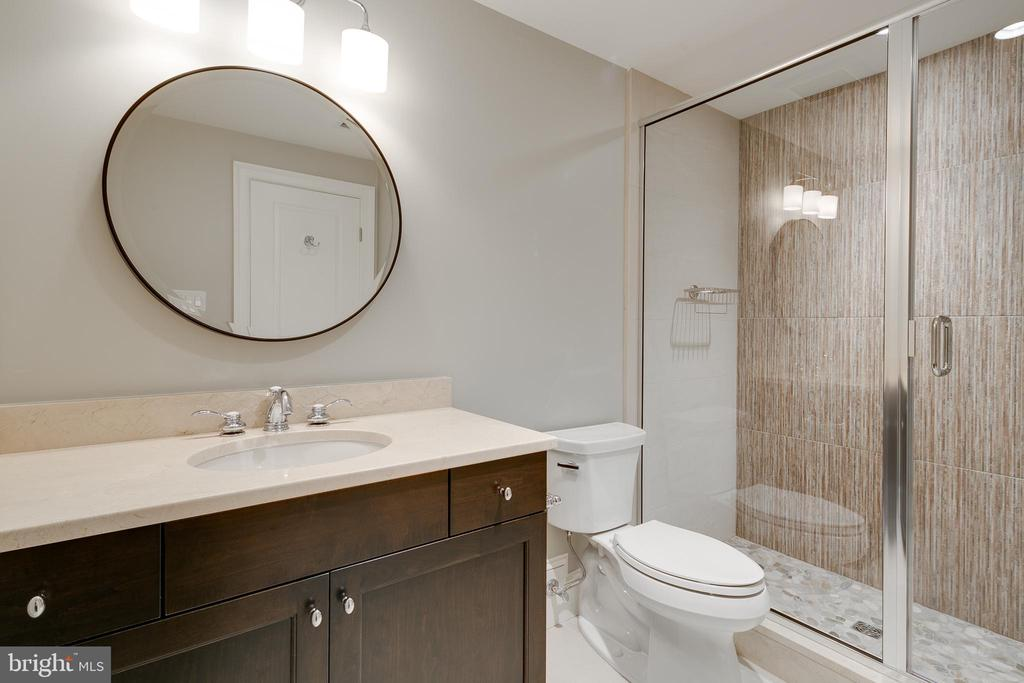 With its own full bath. - 11134 STEPHALEE LN, NORTH BETHESDA