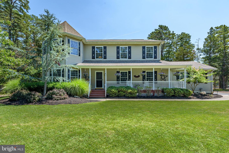 Single Family Homes للـ Sale في Tuckerton, New Jersey 08087 United States