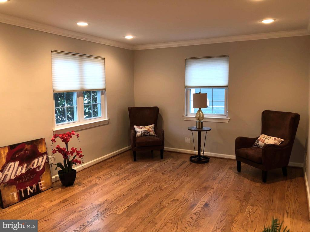 Hardwood floors. - 1804 S NELSON ST, ARLINGTON