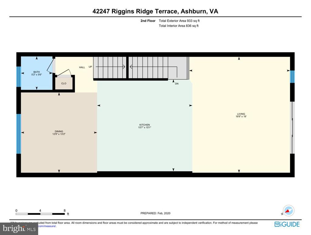 - 42247 RIGGINS RIDGE TER, BRAMBLETON