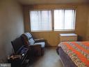 Master bedroom with bath - 3656 WHARF LN, TRIANGLE
