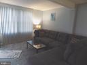 Main floor living room - 3656 WHARF LN, TRIANGLE